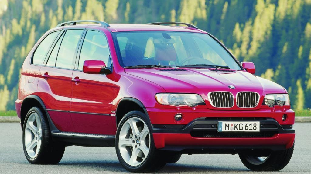 bmw x5 2002 характеристики