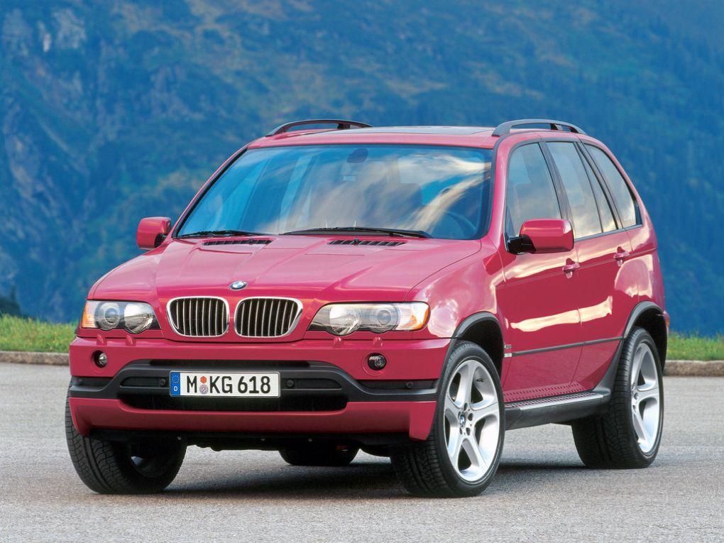 bmw x5 2002 технические характеристики