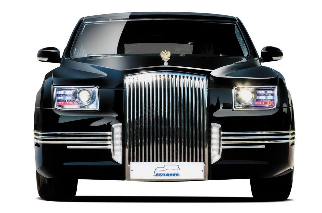 президентский лимузин кортеж