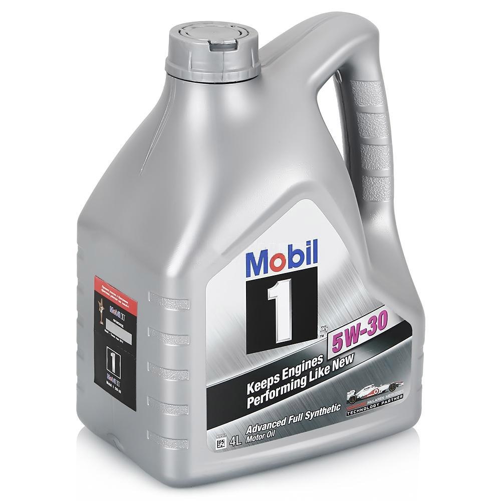mobil formula 5w 30
