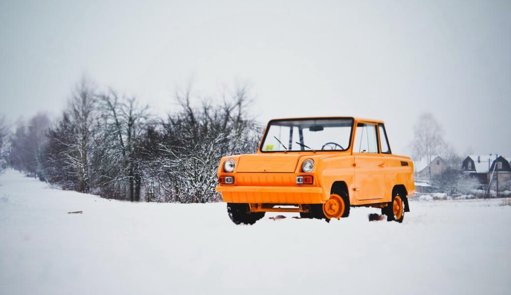 советский автомобиль инвалидка