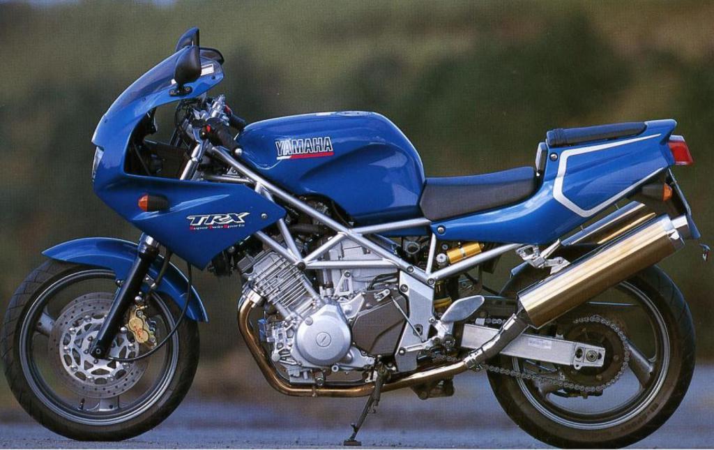 мотоцикл ямаха модельный ряд