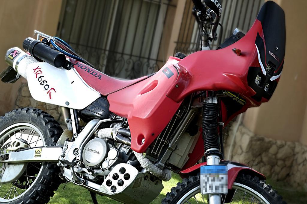 Honda XR 650: технические характеристики и отзывы владельцев