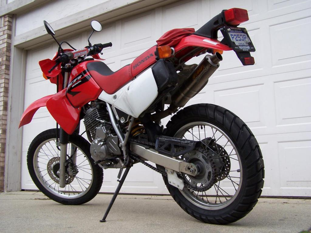 honda xr 650 технические характеристики