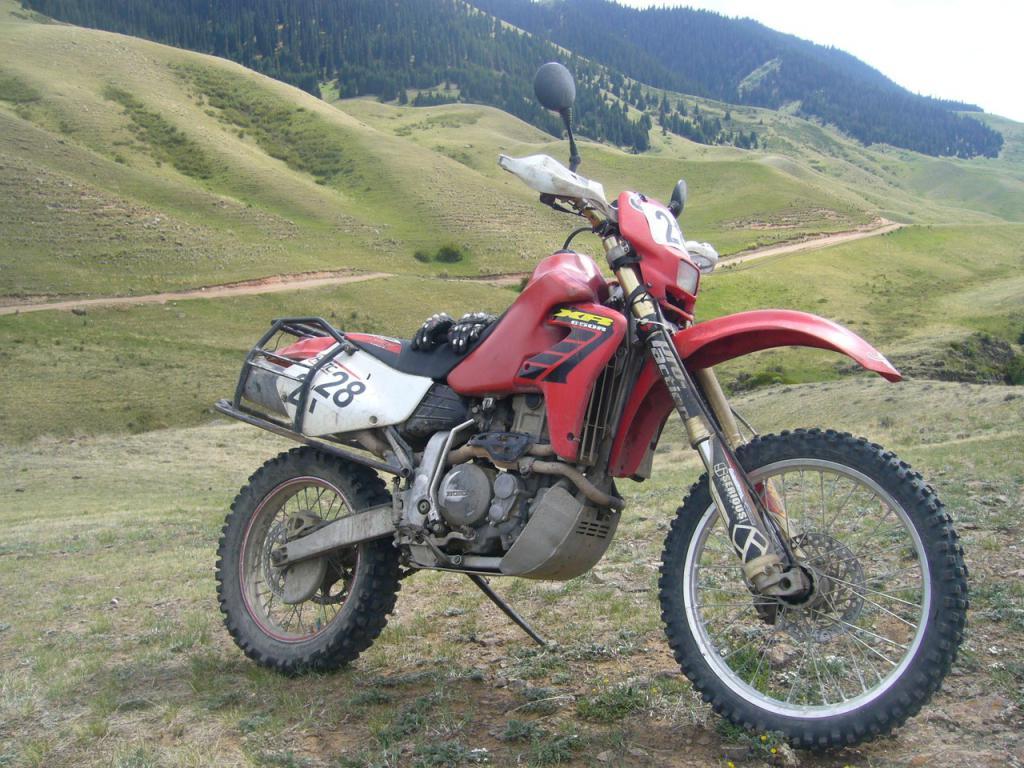 мотоцикл honda xr650l технические характеристики