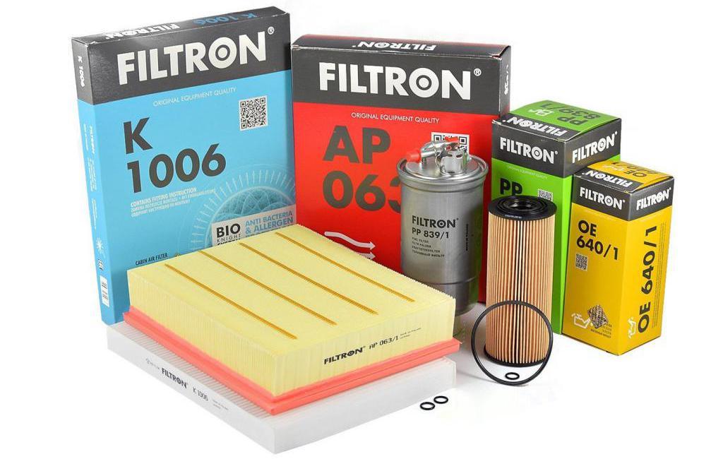 op617 filtron фильтр масляный отзывы