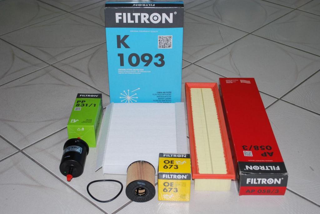 отзывы на масляные фильтра filtron плюсы и минусы