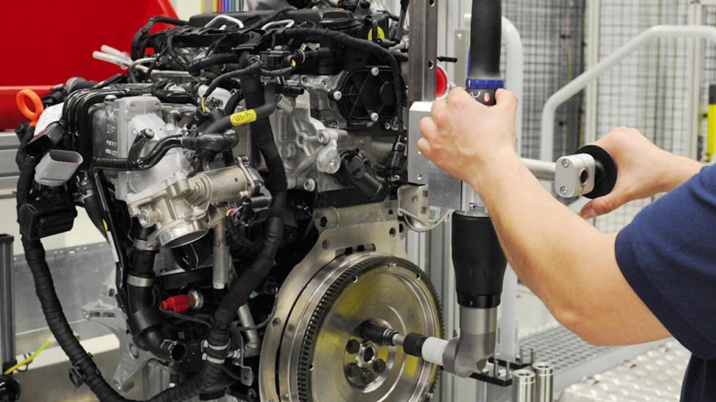 сколько стоит ремонт двигателя