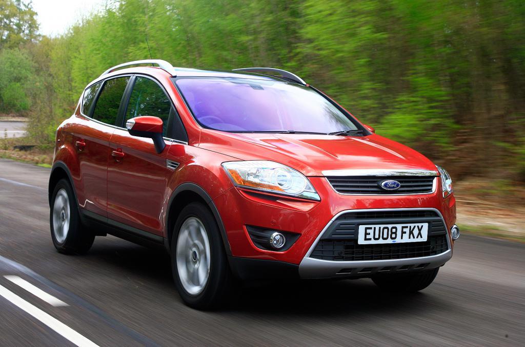 """""""Форд-Куга"""": комплектация, характеристики, цены"""