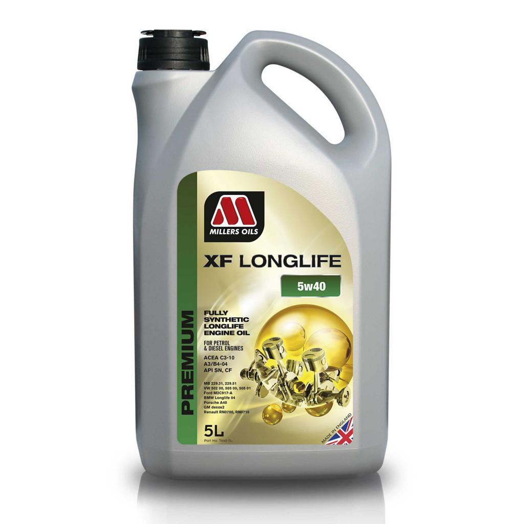 моторное масло longlife