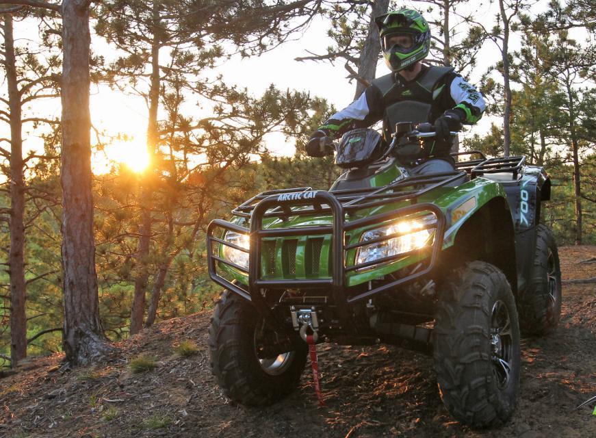 дизельный квадроцикл arctic cat 700 super duty diesel