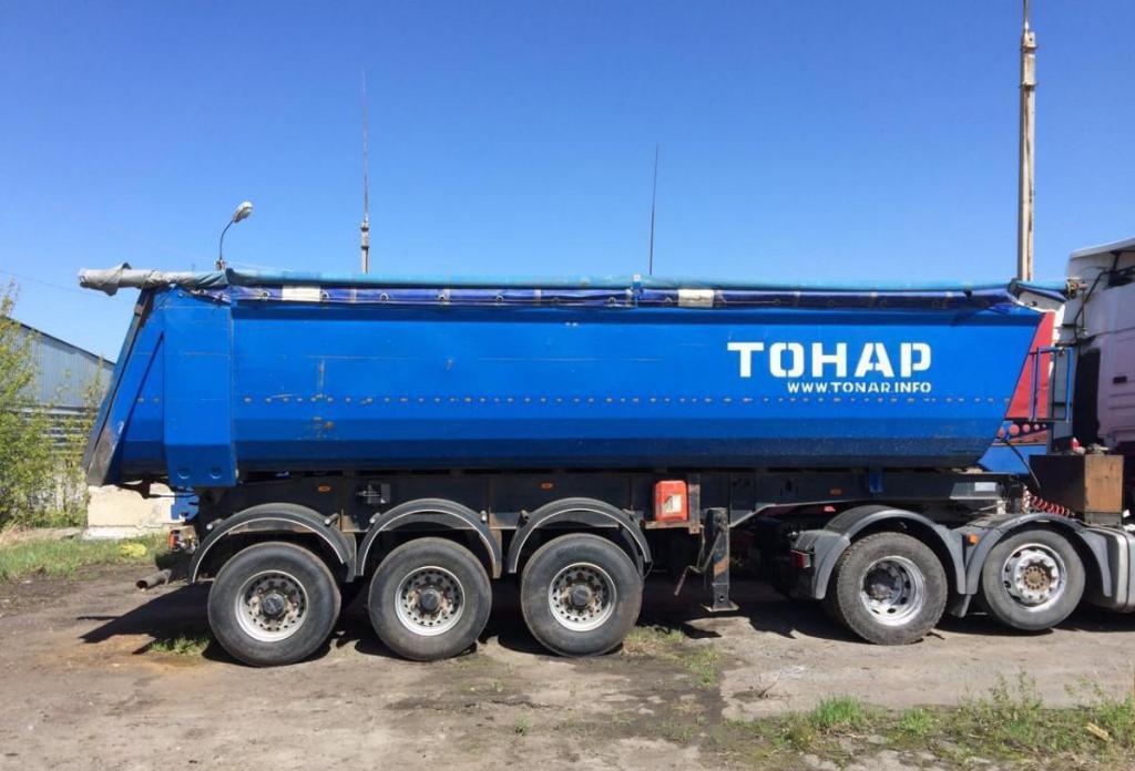 прицеп тонар 8310
