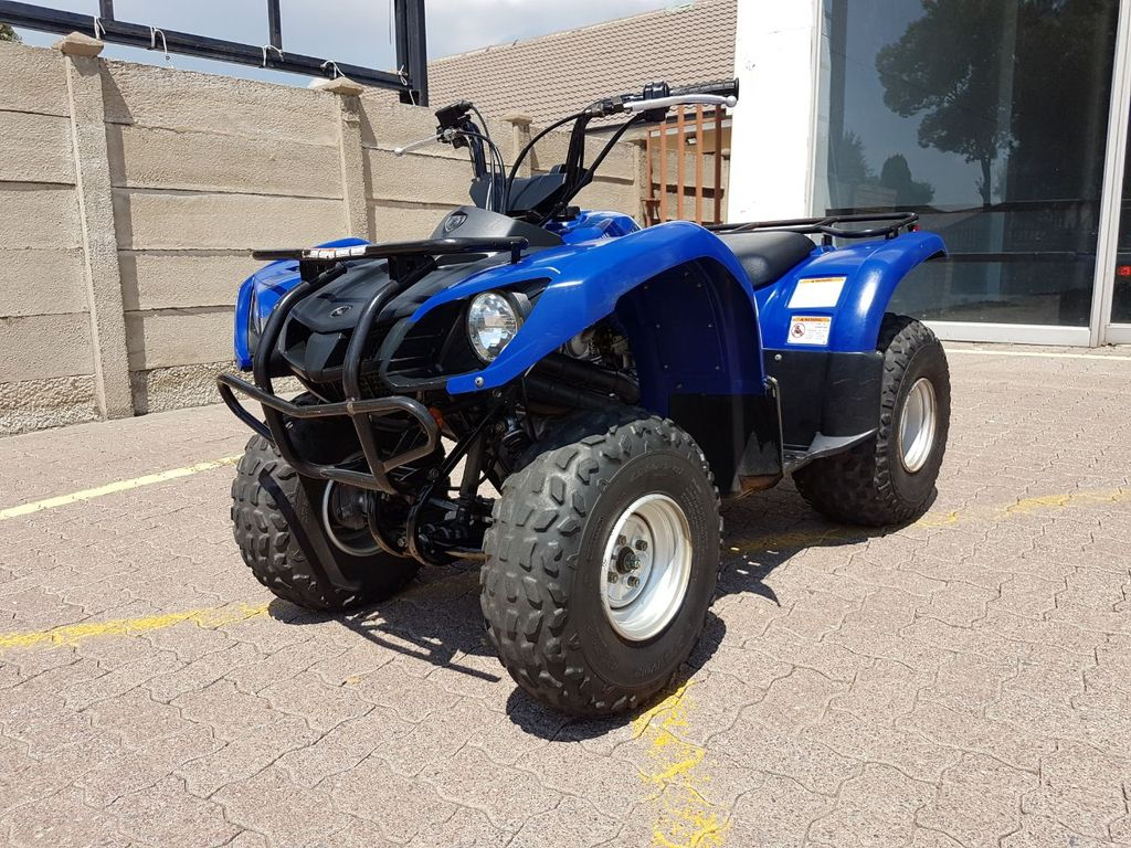 yamaha grizzly 125 отзывы