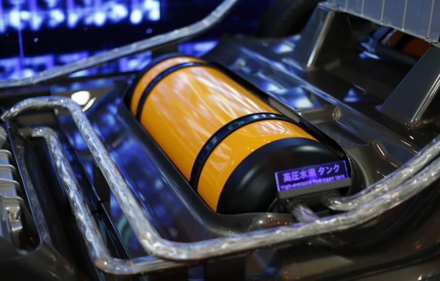 Топливный элемент на водороде: описание, характеристики, принцип работы, фото