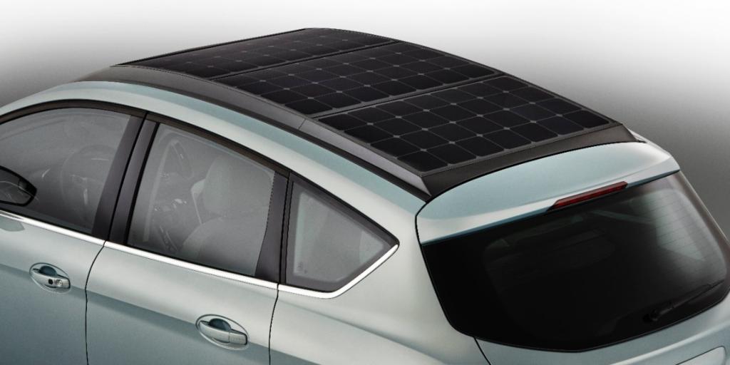 маленькие электрические автомобили на солнечных батарей