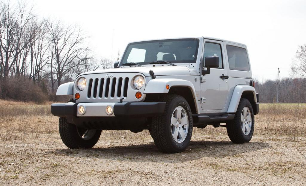jeep wrangler тюнинг