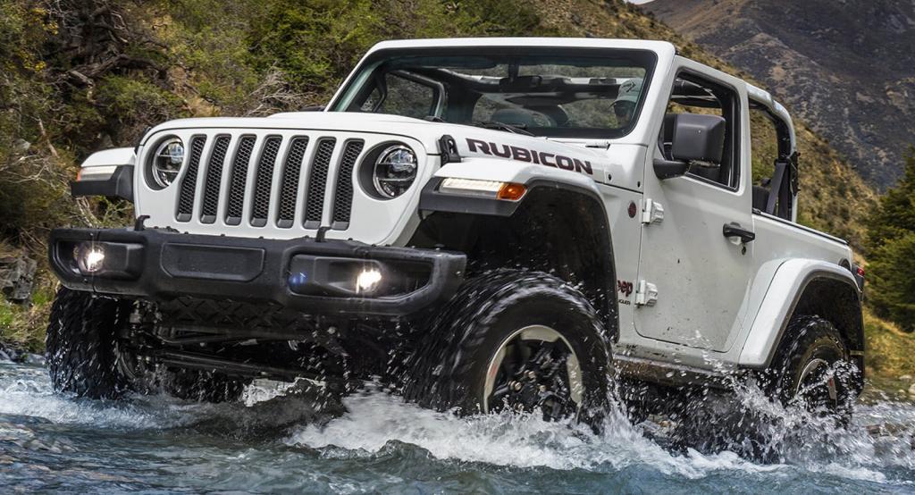 тюнинг jeep wrangler jk