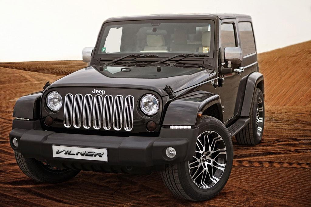 jeep wrangler тюнинг для бездорожья