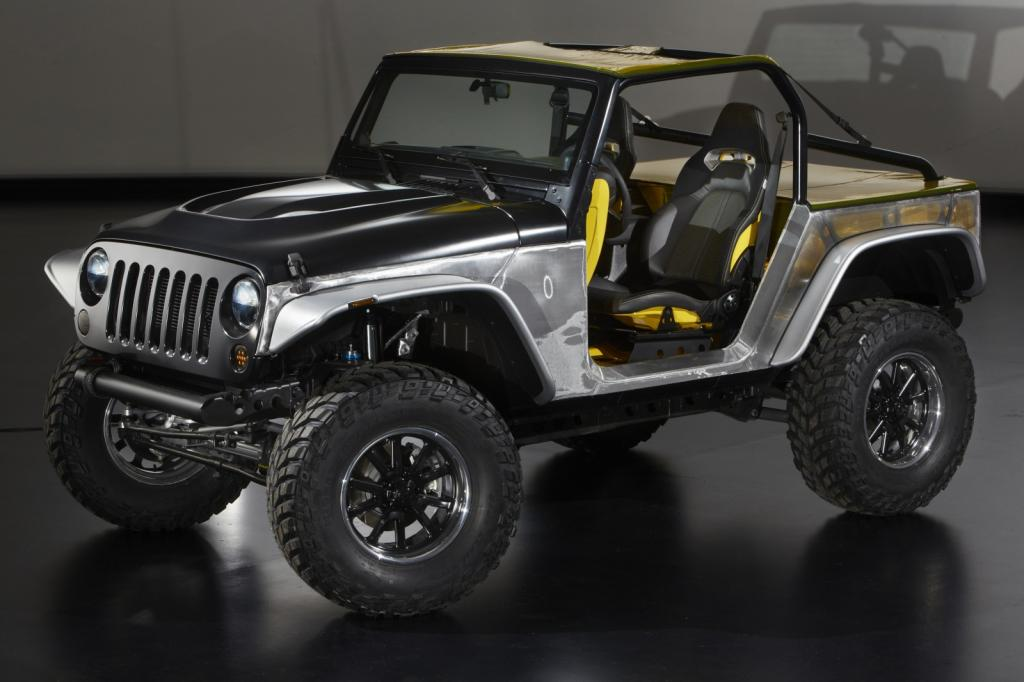 jeep wrangler rubicon тюнинг