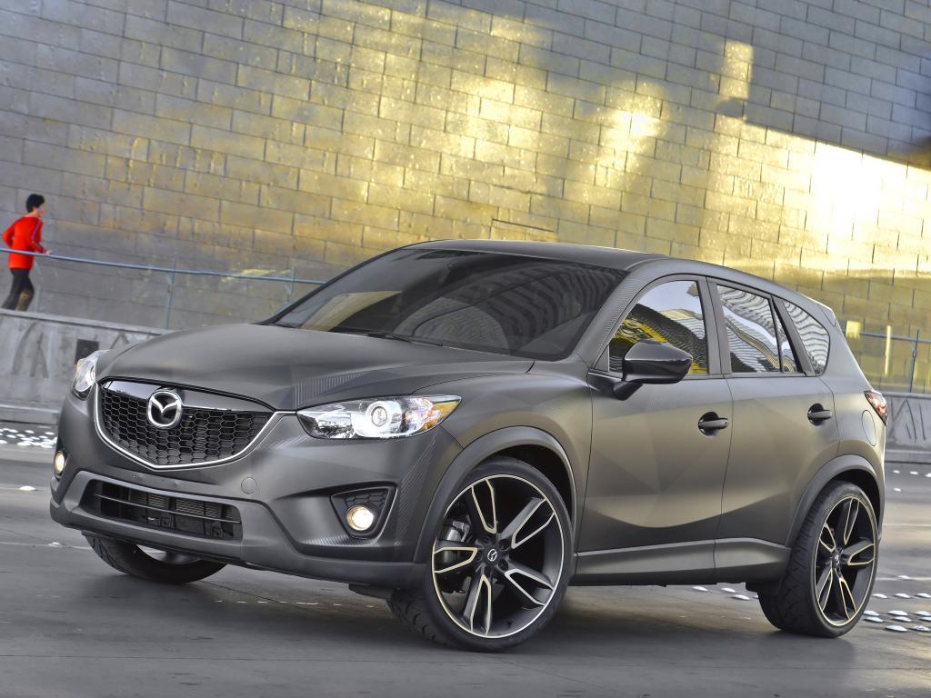 Тюнинг Mazda CX-5: идеи и советы