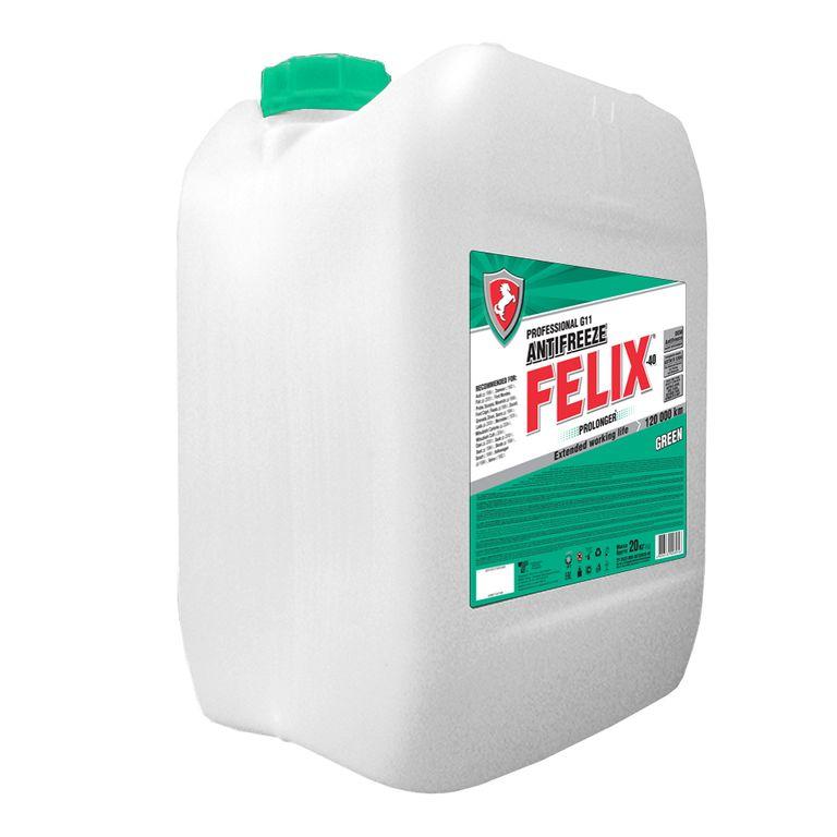 Антифризы Felix: состав, характеристики
