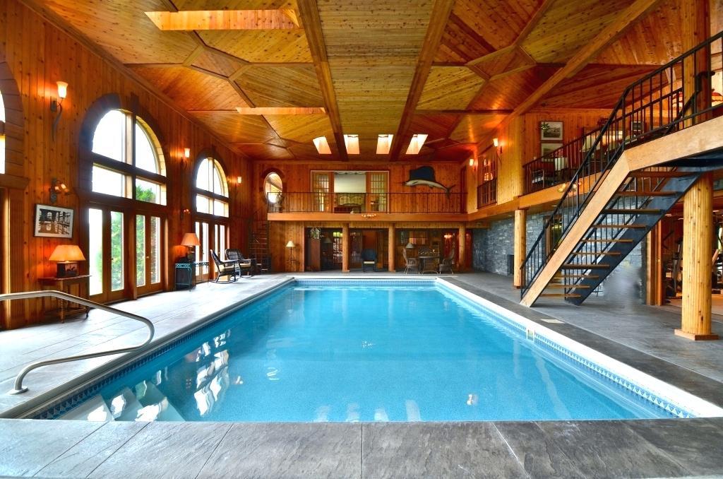 она дом с бассейном внутри проект фото моя племяшка