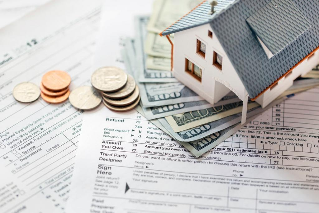 mortgage without official employment of banks