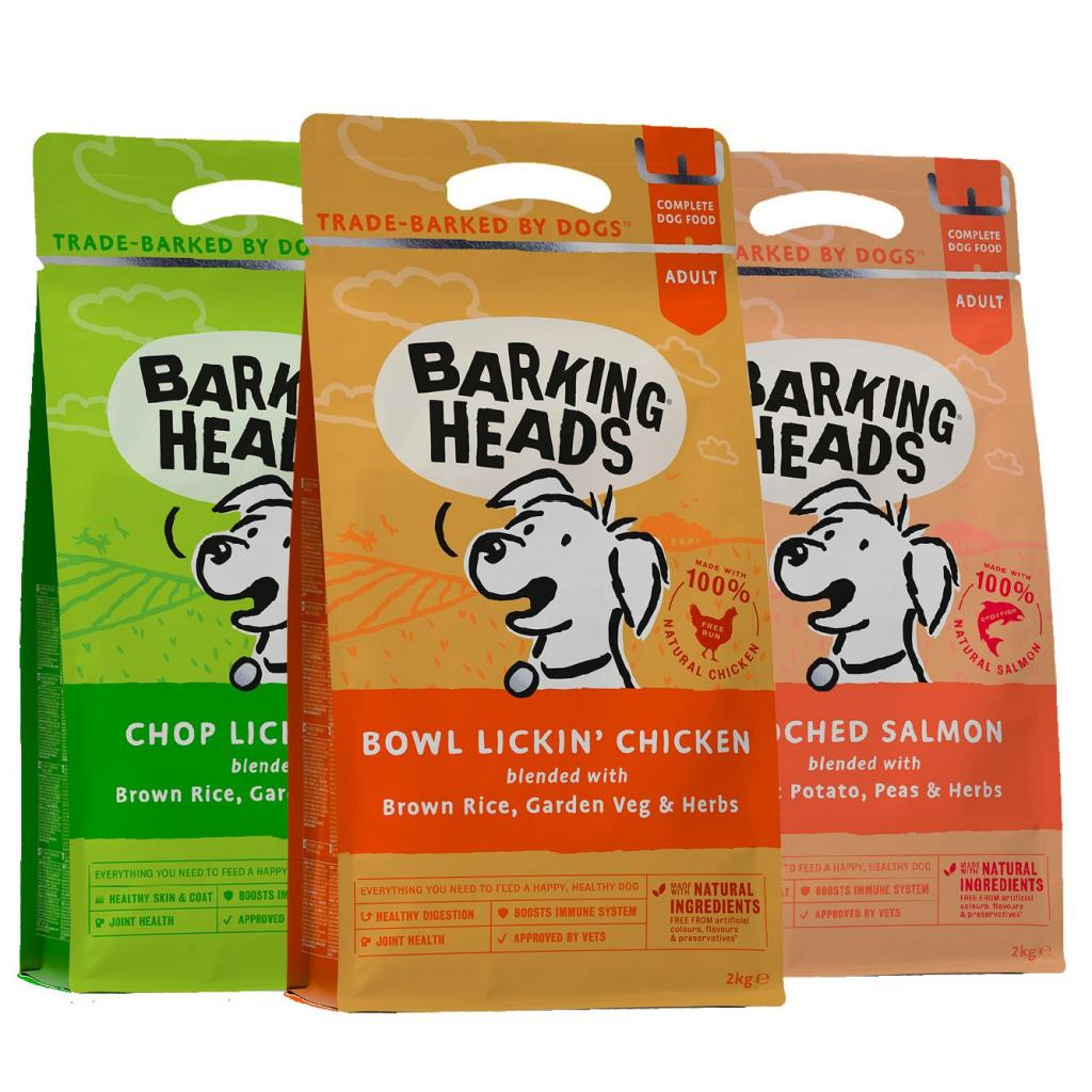 barking heads корм для собак