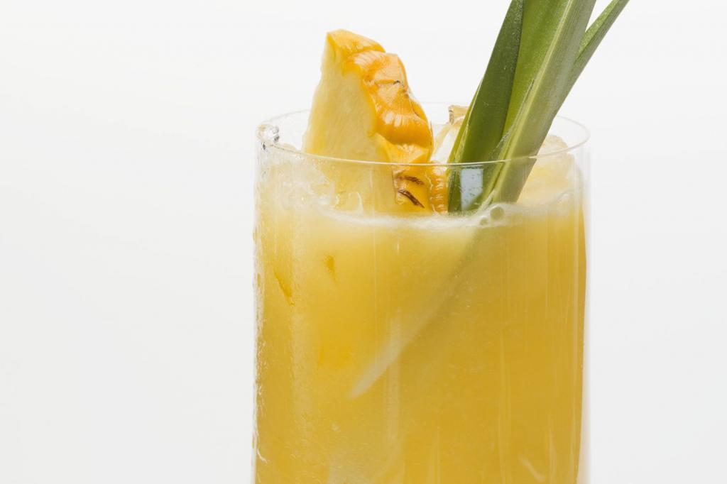 коктейль водка ананасовый сок
