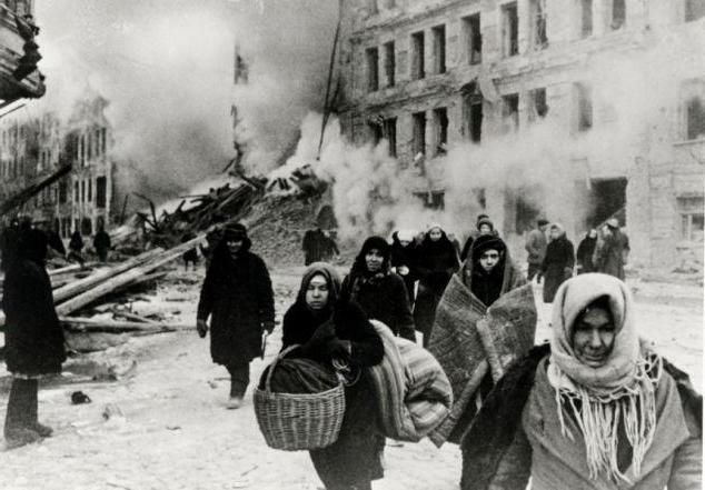 блокада ленинграда дети блокады