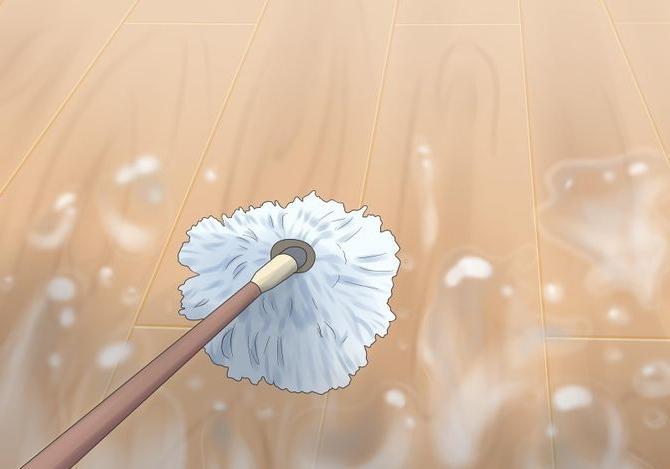 Моющее средство для ламината
