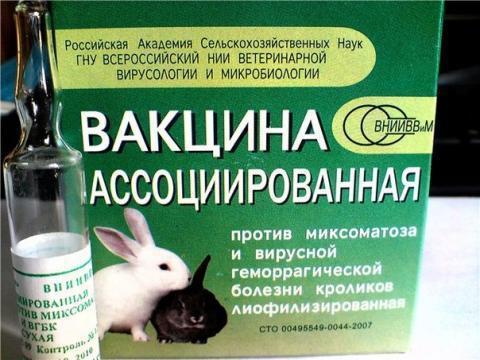 Раббивак-v Инструкция Для Кроликов - фото 6