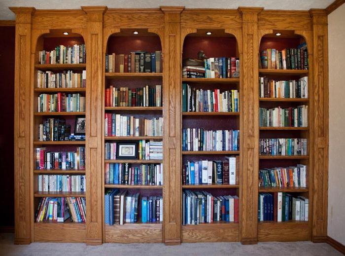 Картинки мебели книжный шкаф