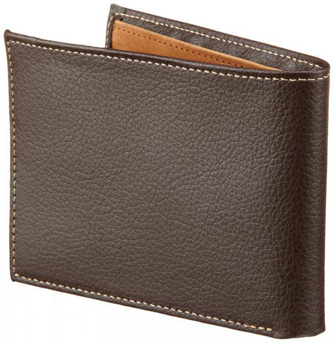 мужское портмоне для денег и документов