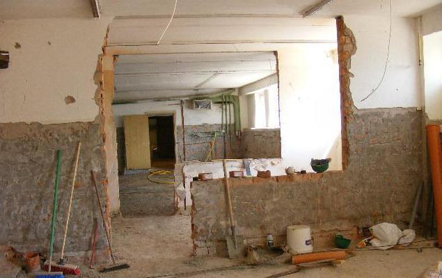 этапы ремонт квартиры с нуля в новостройке
