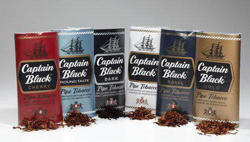 табак для трубки капитан блэк отзывы