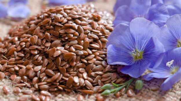 как заваривать семена льна для похудения