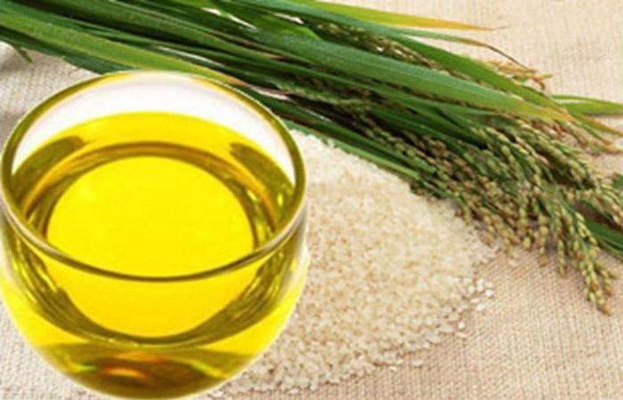 рисовое масло полезные свойства