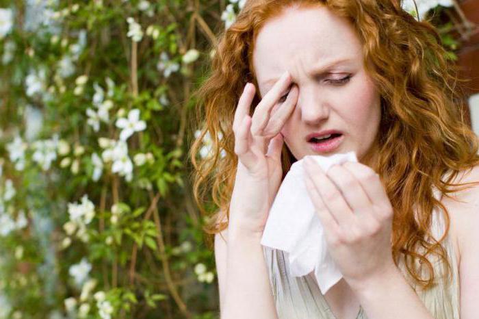 аллергия после приема антибиотиков