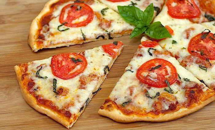 рецепт пышного теста для пиццы на молоке