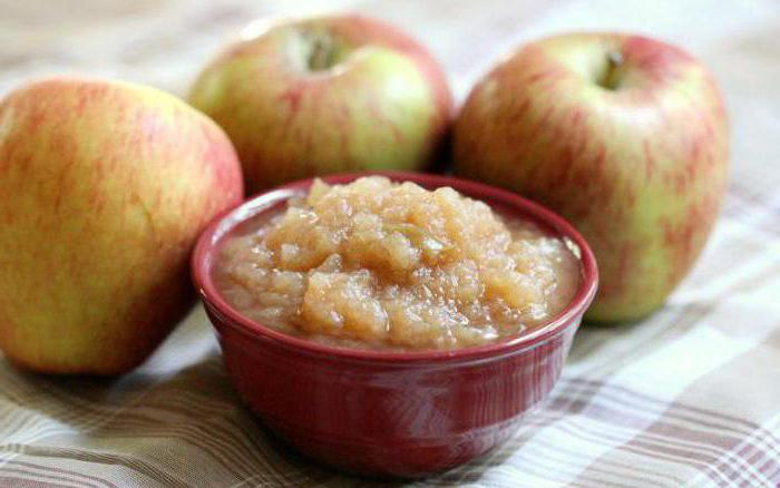 запеченные яблоки при гастрите