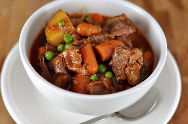 Блюда из мяса узбекской кухни