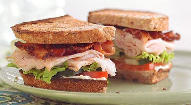 закрытые бутерброды приготовление