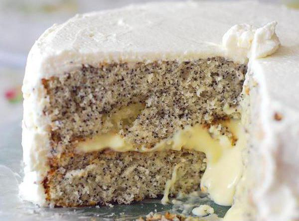 рецепт торта министерский с фото с маком