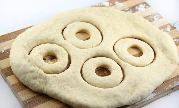 как делать пончики рецепт