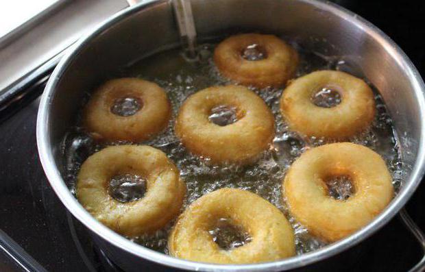 как делать пончики в домашних условиях рецепт