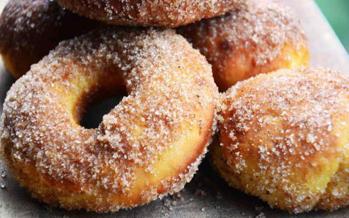 Рецепт начинки для пончиков в домашних условиях 306