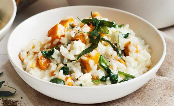блюда из риса рецепты с фото вкусные