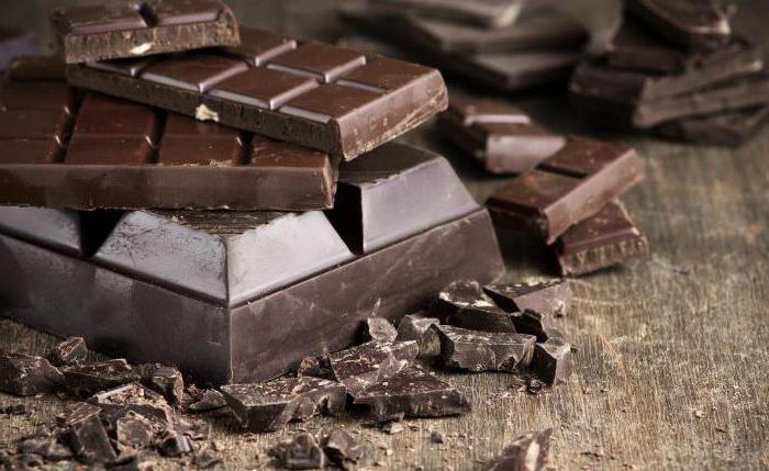 смертельная доза шоколада