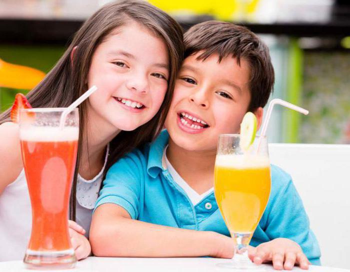 напиток для детей